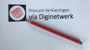 Procura Verkiezingen via Diginetwerk