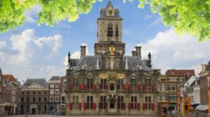 Stadhuis gemeente Gouda