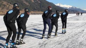 eGem schaatst de alternatieve elfstedentocht